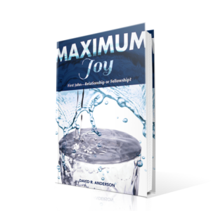 Maximum Joy, Dave Anderson