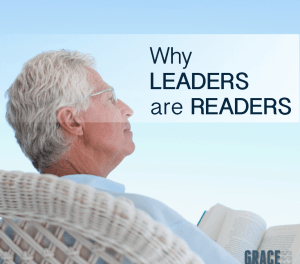 Why Leaders Are Readers