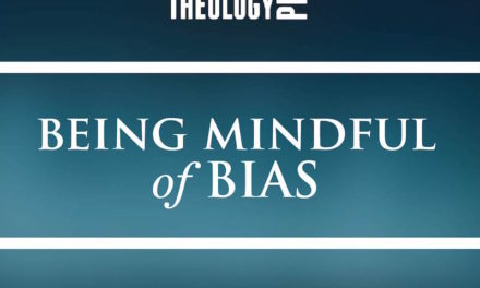 Being Mindful of Bias