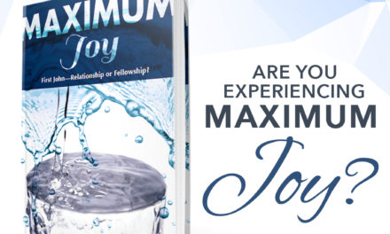 Are You Experiencing Maximum Joy?