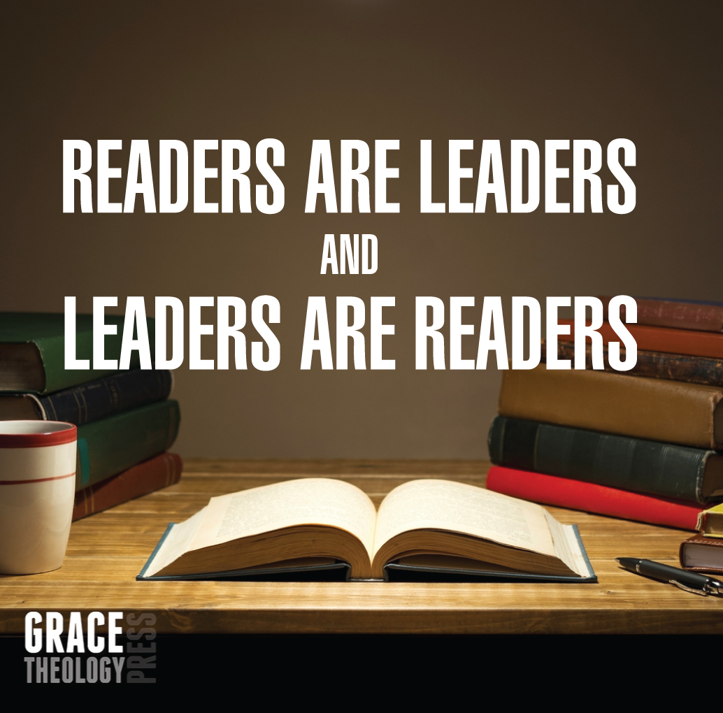 readers are leaders and leaders are readers