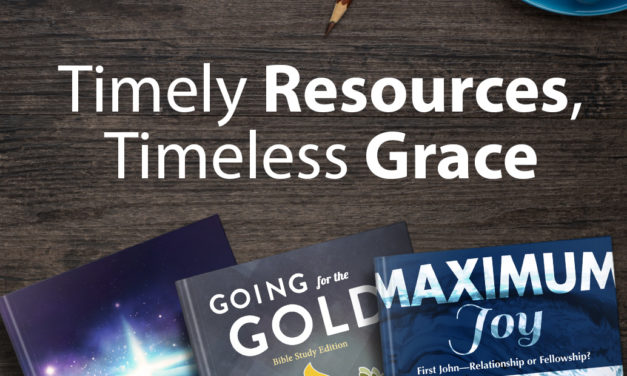 Timely Resources, Timeless Grace