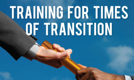 Training for Times of Transition
