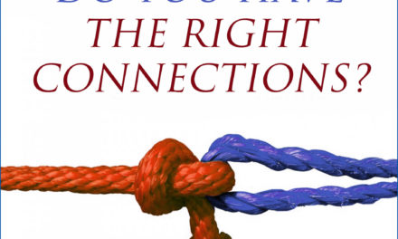 Do You Have the Right Connections