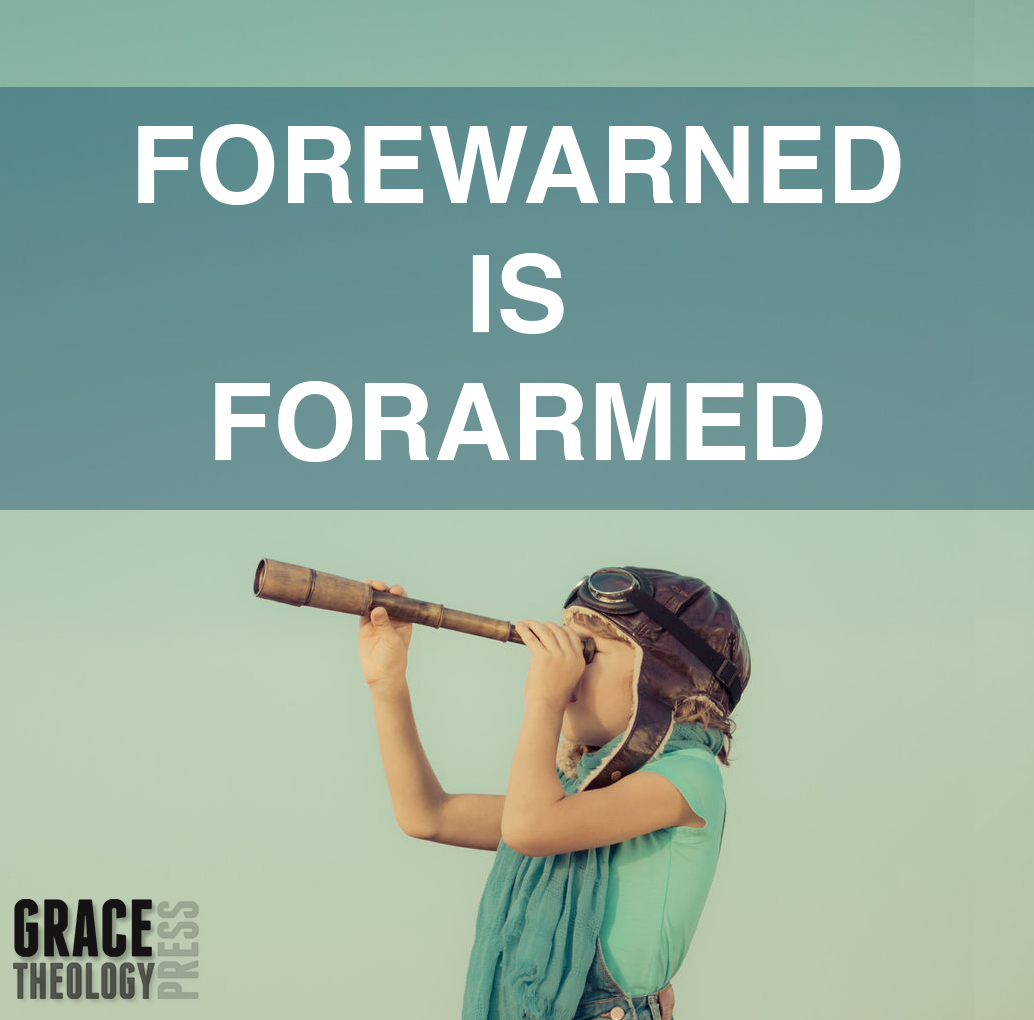 Image result for fore warned is fore armed