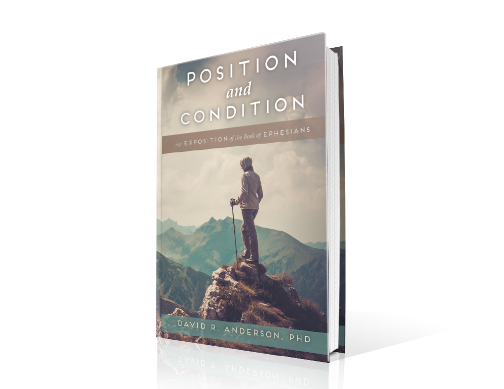 Position and Condition by Dr. Dave Anderson